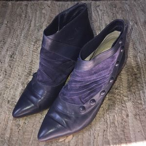 Vintage Peter Fox Leather Shoes